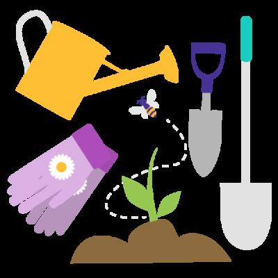 eva gunther fellowship - gardening in nicaragua